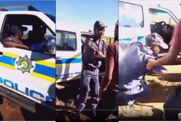 Drunk Police Officer