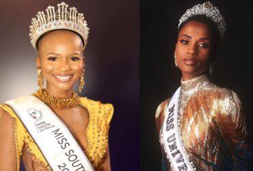 Miss SA 2020 and Miss Universe