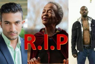 South African celebrities who died in 2020