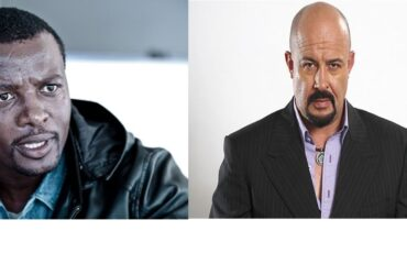 Tony kgoroge and david Genaro