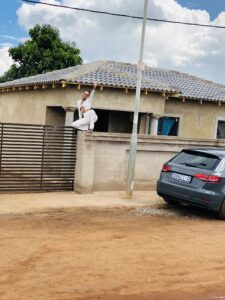 Duma Ntando's house