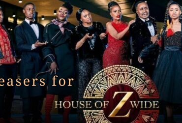 House of Zwide Teasers for August