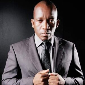 Jeffrey Sikhele who plays Isaac on house of Zwide