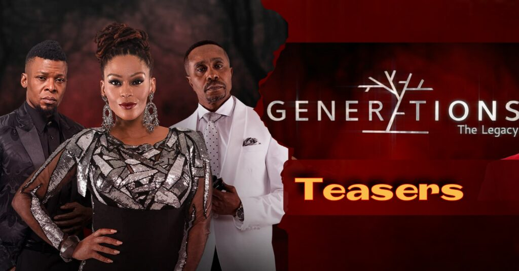 Generations the Legacy teasers for September