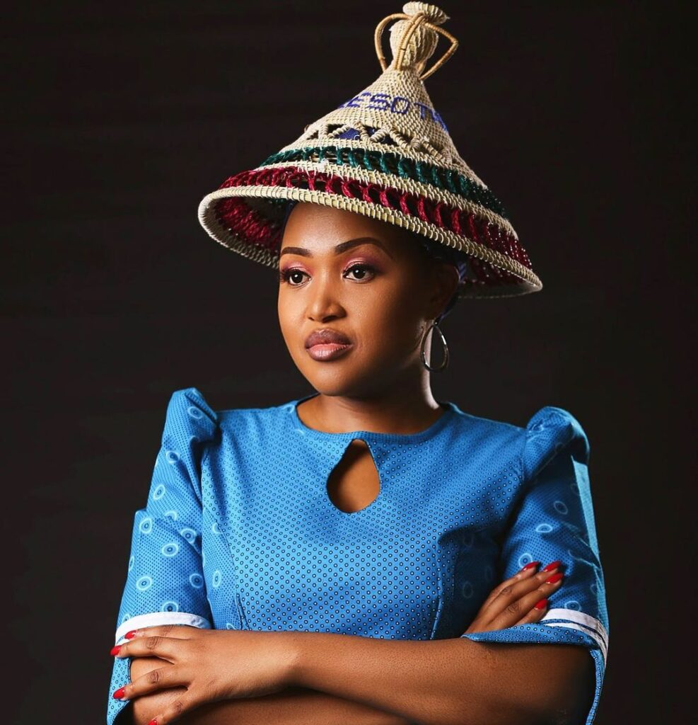 Liteboho is from Lesotho