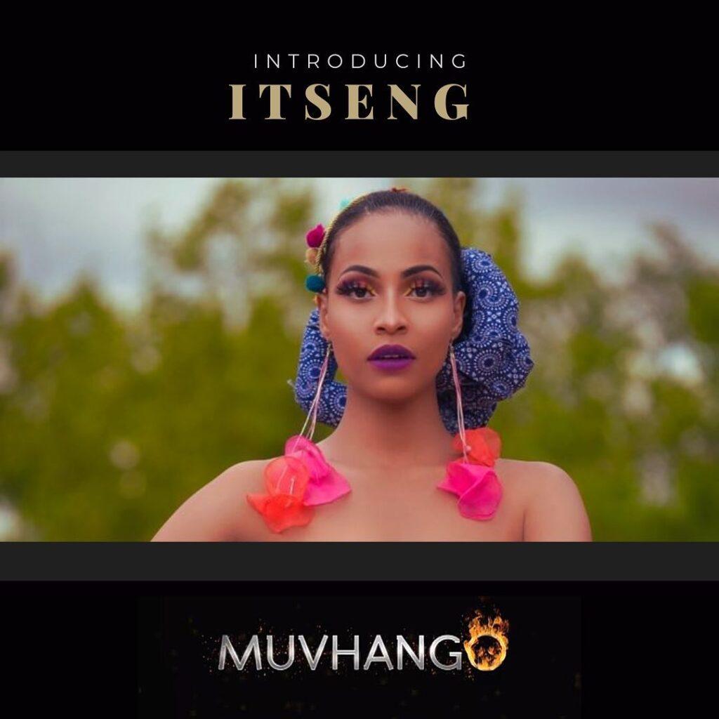 Itseng Motsamai from Muvhango