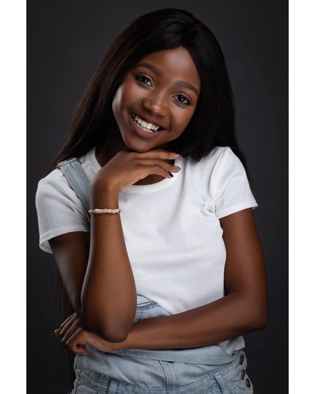 Nomvelo Makhanya is Lindiwe Ngema on Scandal