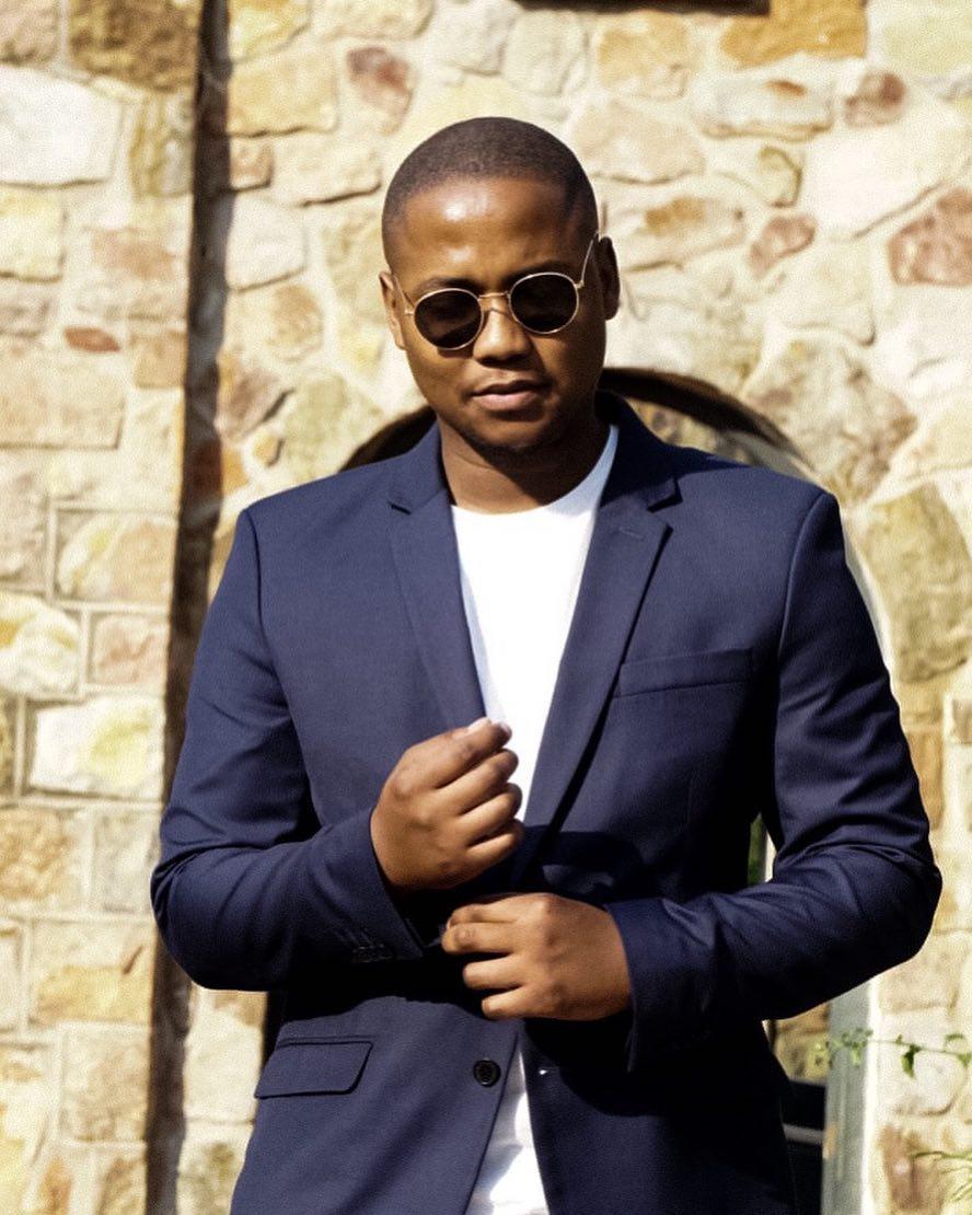 Siyabonga Sepotokele in music he plays Njabulo on The River