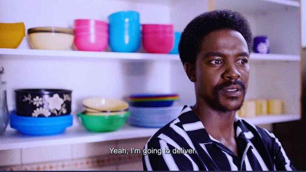 Thabo Malema is going to play Tshonolo on Muvhango