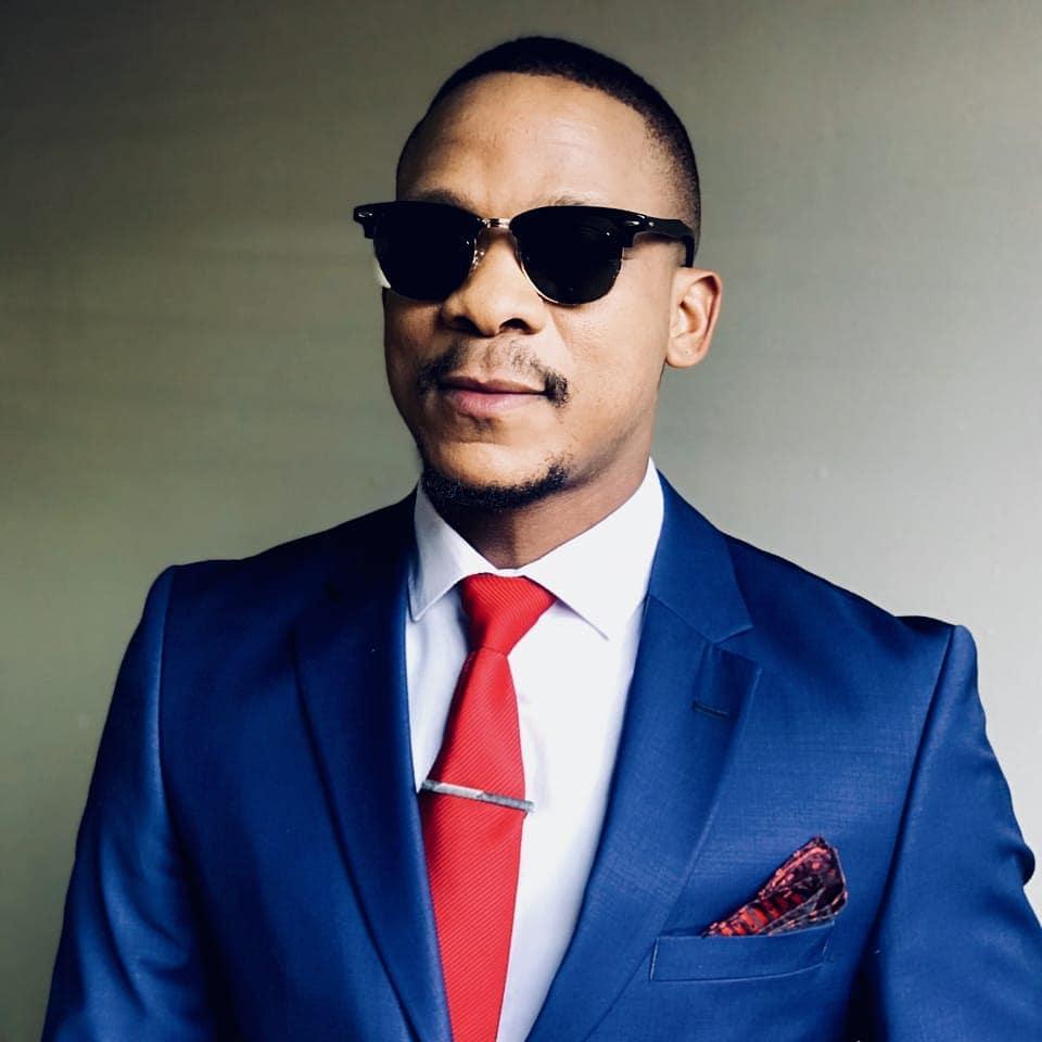 Bongile Mantsai Poncho on Nkululeko and Mthunzi Mayisa on Scandal etv