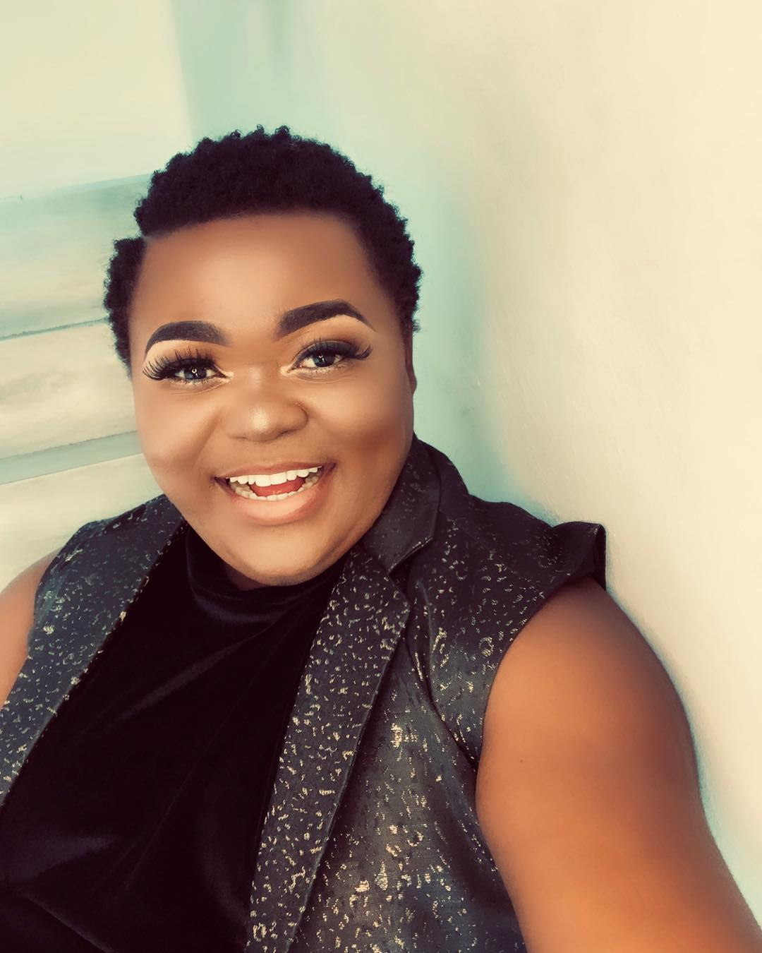 Selby Mkhize aka Selbeyonce or Lulu Mtshali on Imbewu