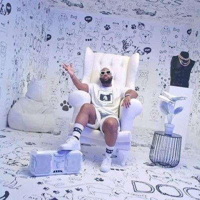 Casper Nyovest well-known South African Artist
