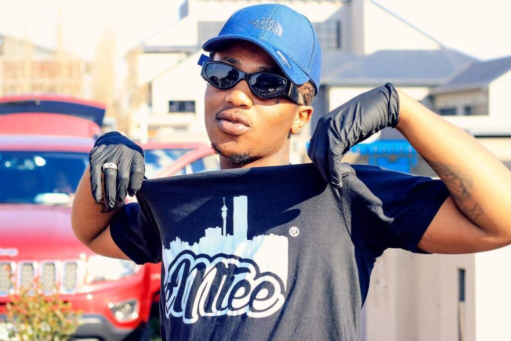 Well-known South African singer aka Emtee