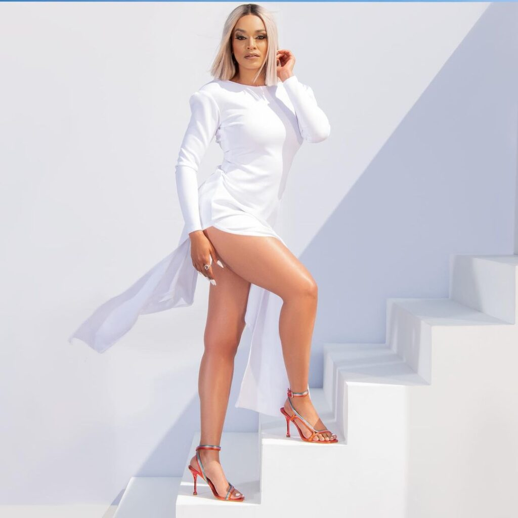 Image of Model Pearl Thusi