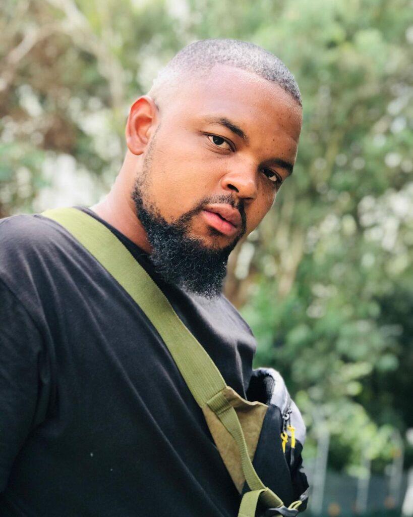 Thokozisa Ziqubu aka Dr Bhengu on Durban Gen