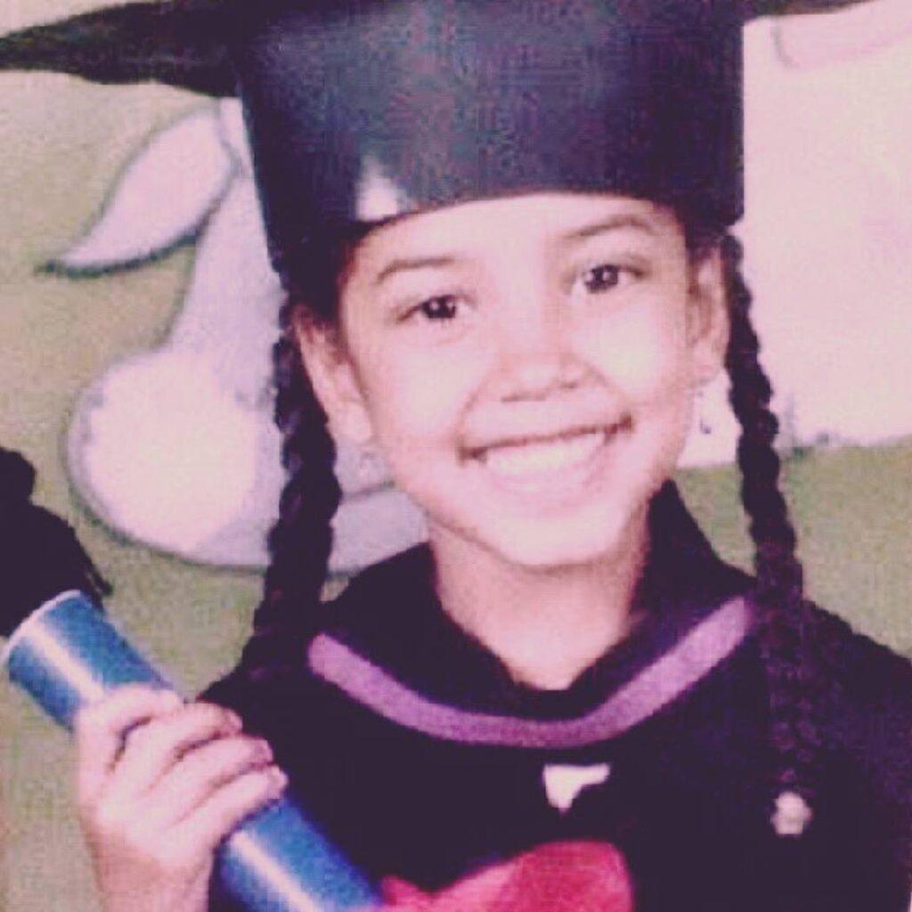 Shamilla Miller graduated from preschool